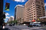 downtown Adelaide, South Australia