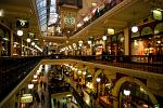 shopping at the QVB, Queen Victoria Building
