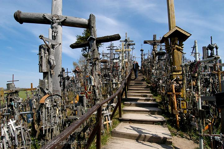 Hill of Crosses Memorial, Siauliai