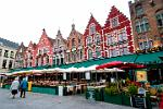 restaurants on the Grote Markt (Grand Place)