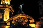 Catedral Metropolitana by night