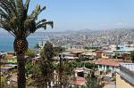 a view towards neighbouring Viña del Mar