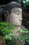 Grand Buddha, the head is 14,7 meters high