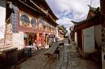 the old town of Lijiang, Unesco World Heritage site