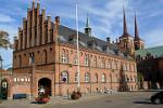 Roskilde, old town hall