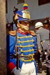 guard at the Presidential Palace