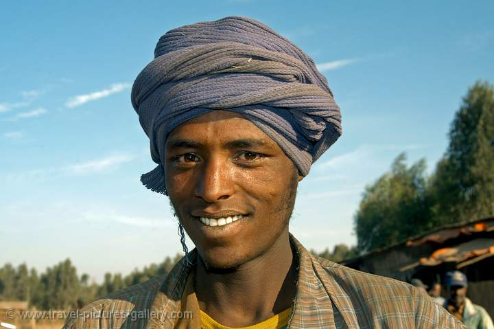 cattle trader in Bahar Dar