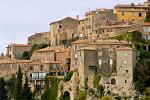 Eze, a fortified medieval village