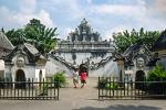 entrance to the Taman Sari (Water Castle) or fragrant garden
