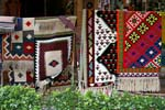 Pictures of Iran - Shiraz - traditional Shiraz carpet designs