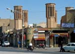 Badgirs of Yazd (wind towers)