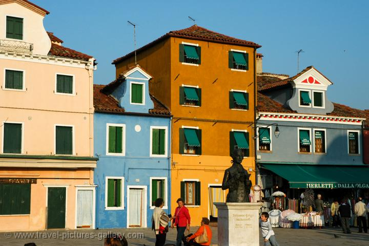 Pictures of Italy - Burano