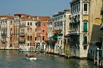 houses along the Canal Grande