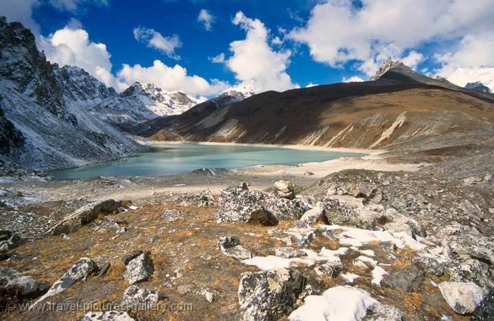 Gokyo Valley Lakes, Khumbu, Nepal