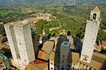 Pictures of Italy - San Gimignano
