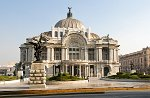 the Palacio de Bellas Artes