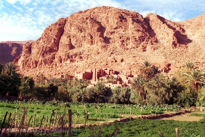 Morocco -  Dades Valley in the High Atlas