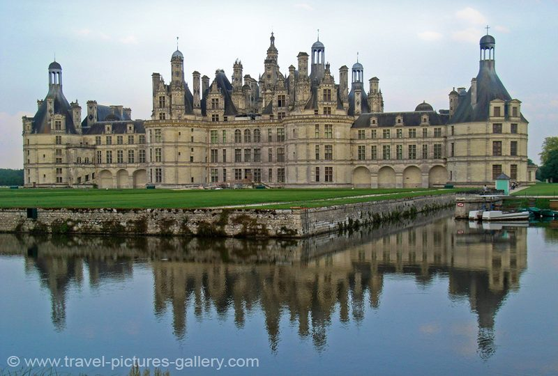 France - Loire Valley - Chambord Castle