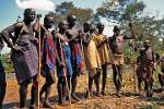 Omo Valley, Mursi people