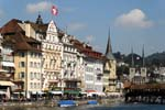 Swiss Cities- Basel, Berne, Lucerne, Interlaken, Thun