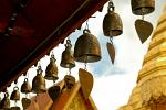 temple bells at Doi Suthep