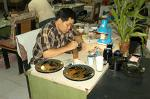 making lacquerware, handicrafts