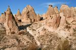 the Rock Sites of Cappadocia a UNESCO World Heritage Site