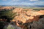 unique geology in Bryce Canyon National Park
