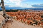 eroded limestone rock formations, Bryce Canyon National Park