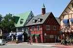 Solvang, Santa Barbara County, a town founded by Danes in 1911