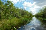 Everglades National Park is a Unesco World Heritage site