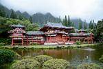 Byodo-In Temple (Buddhist), Valley of the Temples Memorial Park, Kahaluu