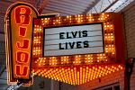 Elvis lives, in a Graceland store