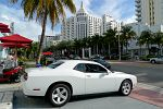fast cars and sunshine, Miami Beach