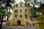 a colonial villa from the French period