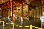 Thai Hoa Palace, throne room, Imperial Palace
